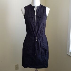 Michael Kors black tank dress